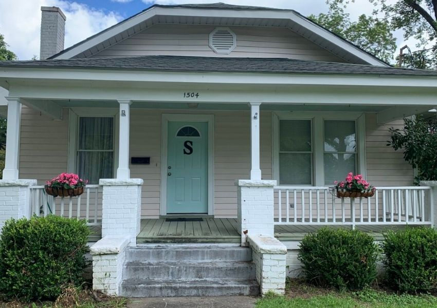 Bungalow cottage in New Bern, NC